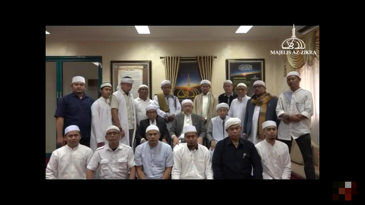 Diisukan Netral, Ini Sikap Resmi dan Tegas Majelis Az-Zikra Arifin Ilham