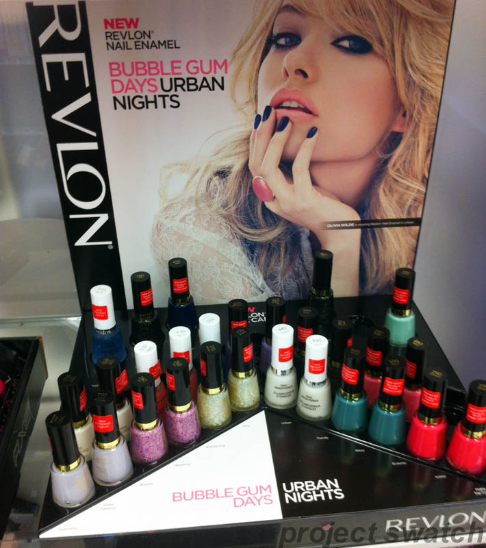 Revlon Heavenly Urban Nail Polish Review Amp Swatch Project Swatch