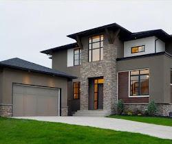 Fachadas de Casas: Fachadas casas modernas pequeñas
