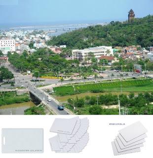Phân phối thẻ cảm ứng tại Phú Yên