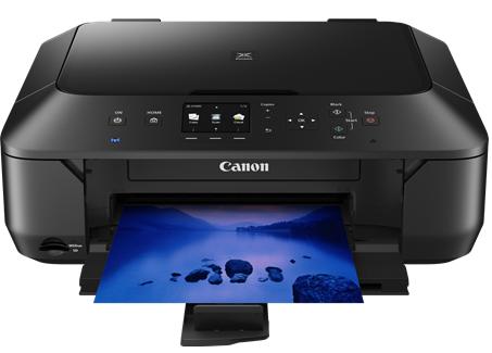 Picture: Canon PIXMA Mg6460 Driver Download