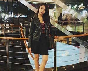 Sarah Presli Cantik