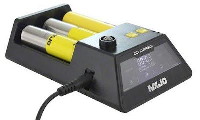 Charger baterai vapor MXJO