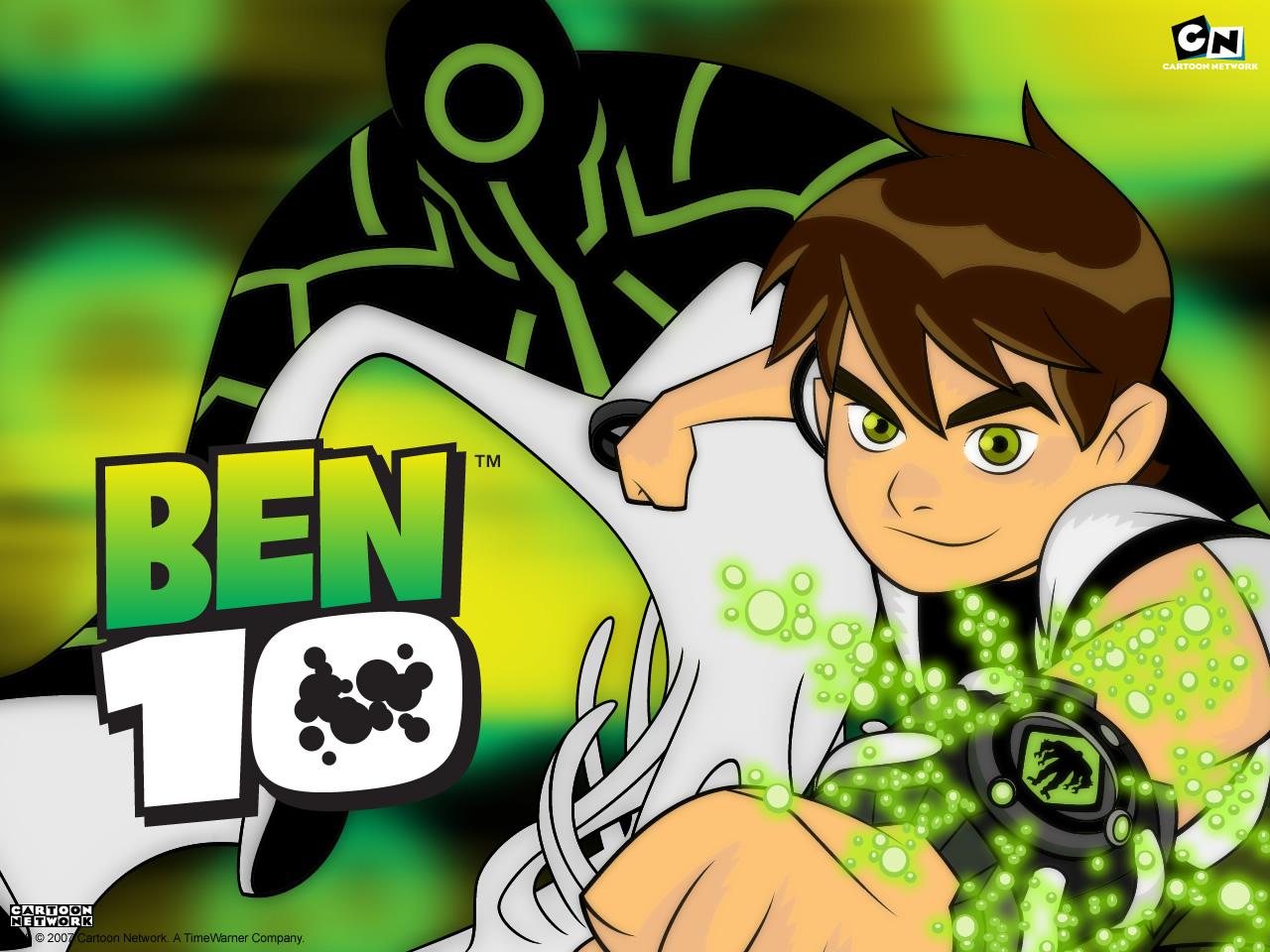 Ver Ben 10 Online