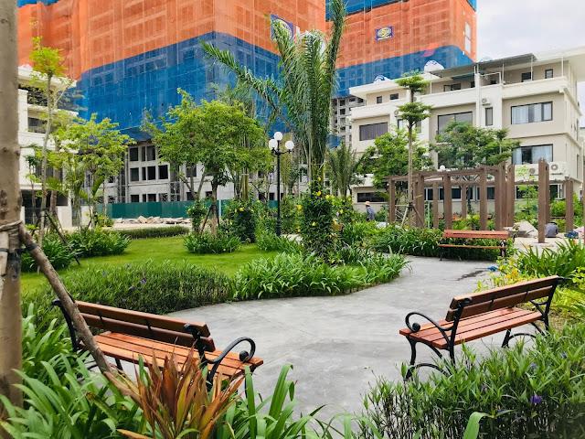 Green Bay Garden được ví như khu vườn trên vịnh xanh