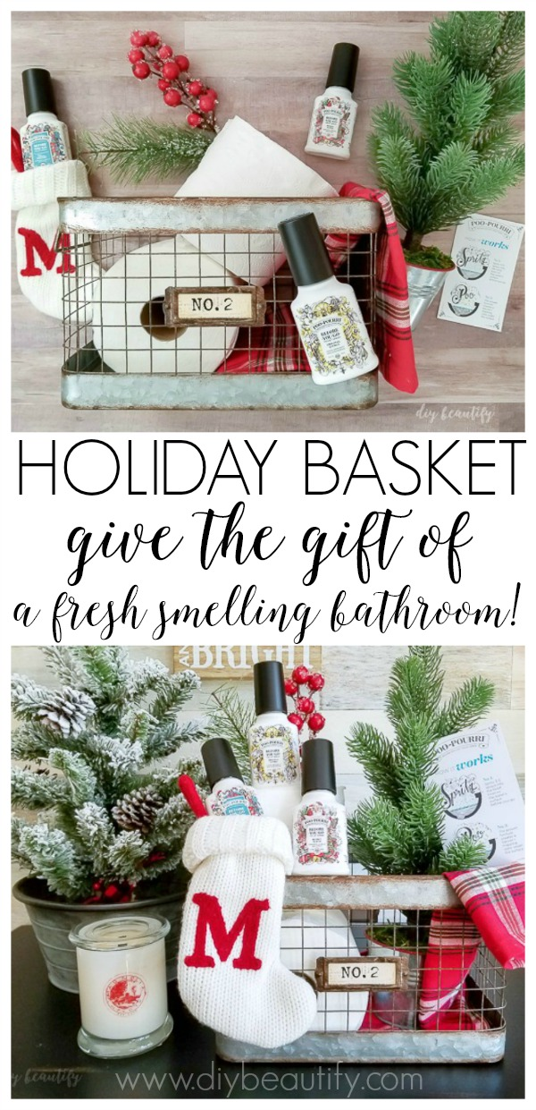holiday guest basket