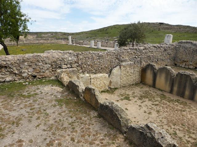 Termas monumentales de Segóbriga