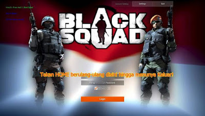 Cheat Black Squad