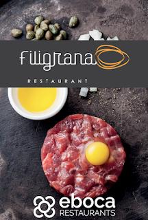 Filigrana Restaurant Eboca Restaurants