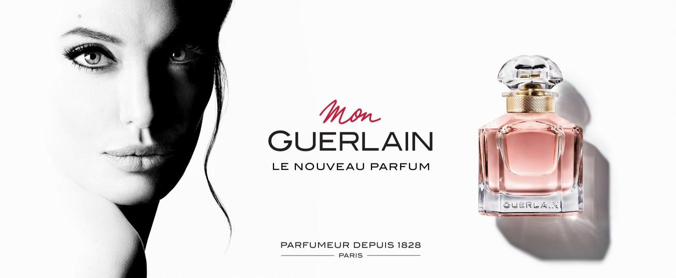 Prezzo profumo Mon Guerlain Angelina Jolie