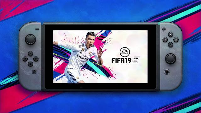 Nintendo Switch es criticada por promocionar evento de FIFA 19