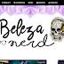 Layout reponsivo: Beleza Nerd