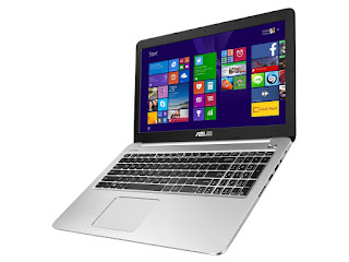 Asus K501LX Drivers Windows 8.1 64 bit and Windows 10 64 bit