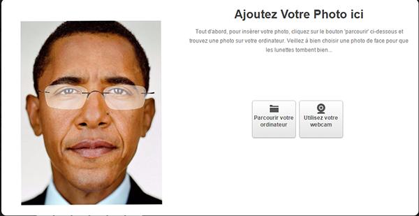 8debc43d79919 Outils en ligne pour ajouter des lunettes virtuelles sur le visage ...
