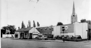 Empire Garage (Grantham) Ltd, Brook Street, Grantham