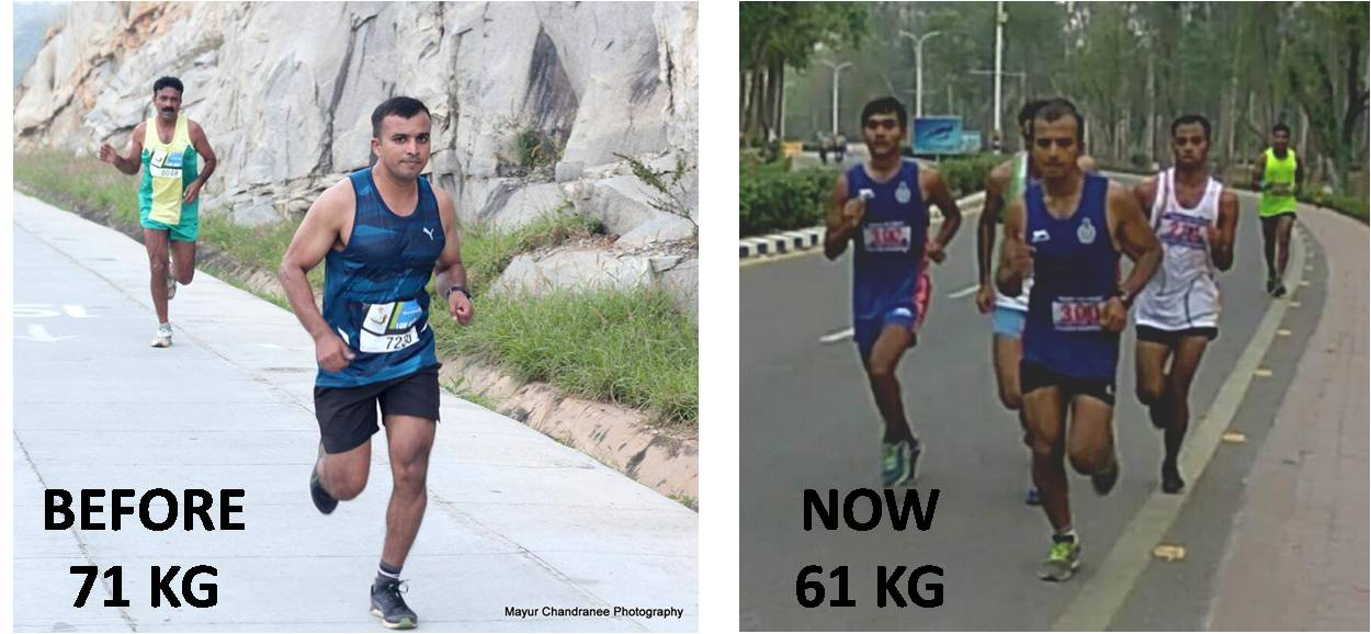 how to lose 10 kgs in two months