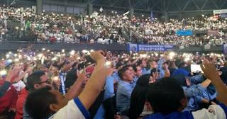"Peringatan May Day: Lagu ""2019 Ganti Presiden"" Menggema, Buruh Teriak Prabowo Presiden Indonesia"
