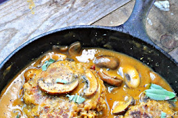 Vegan Lentil Salisbury Steak Recipe