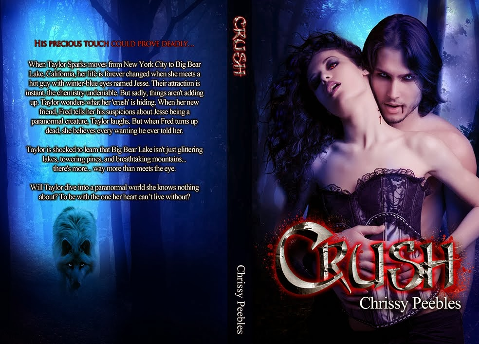 Crush Paperback cover