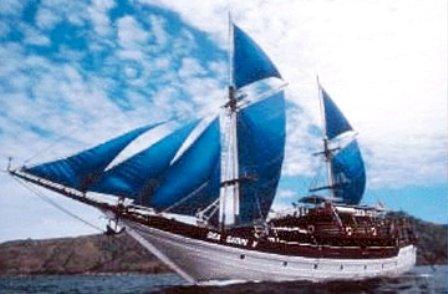 Kumpulan 16 Model Kapal Layar Bersejarah Dan Terkenal Seputar Kapal