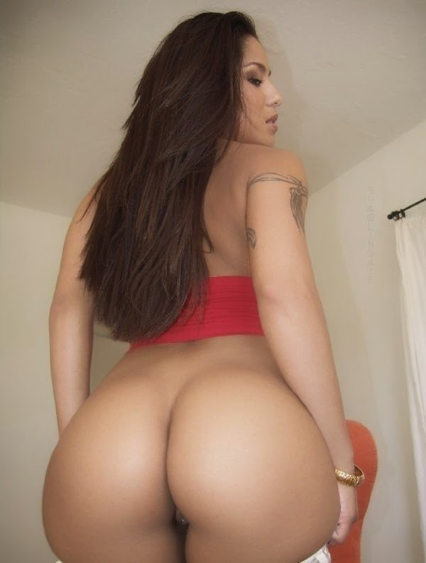 Biggest nude ladies asses are not