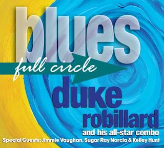 Duke Robillard's Blues Full Circle