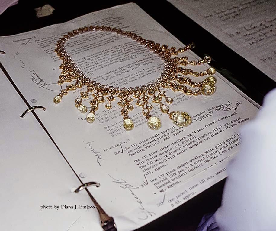 Where are Imelda s jewels now Imelda Marcos Jewelry