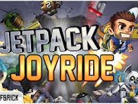 Jetpack Joyride Mod Apk 1.10.1.479585 (Unlimited Coin)