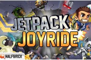 Jetpack Joyride Mod Apk 1.10.2.480157 (Unlimited Coin)