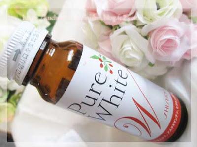Cách làm trắng da hiệu quả nhất từ nước uống trắng da pure white