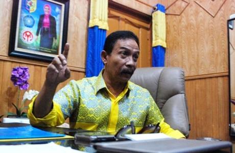 OTT, KPK Boyong Bupati Batubara ke Jakarta