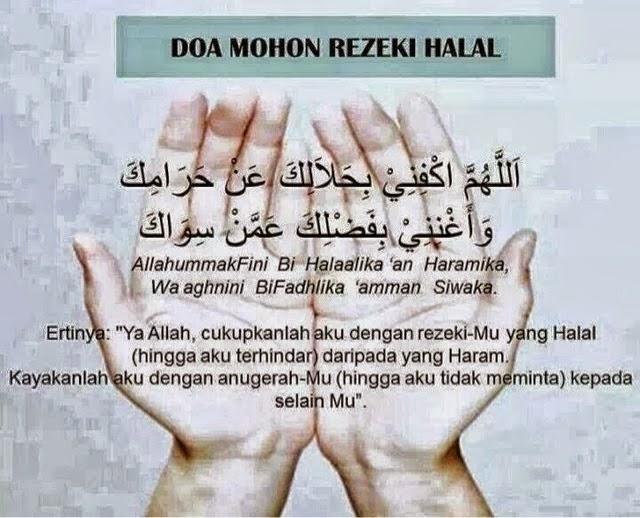 Doa Pembuka Rezeki Menurut Al Qur'an dan Hadist