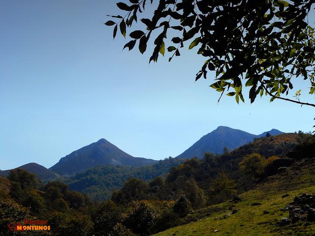 Desfiladero de Los Arrudos: Entrepicos, Arenal