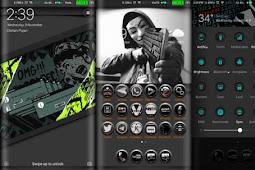 Tema Xiaomi Anonymous V8 6X7 Mtz