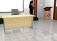 Furniture Set Interior Kantor di semarang