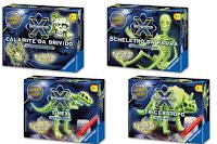 Logo Ravensburger: vinci gratis giochi della linea ScienceX