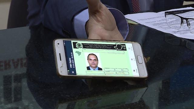 CNH Digital está disponível em todo o Brasil (Foto: Reprodução/TV Globo)