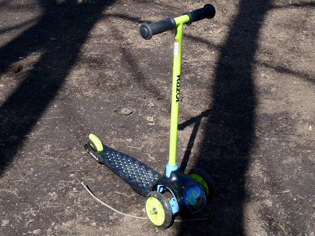 scooter for 3 year old