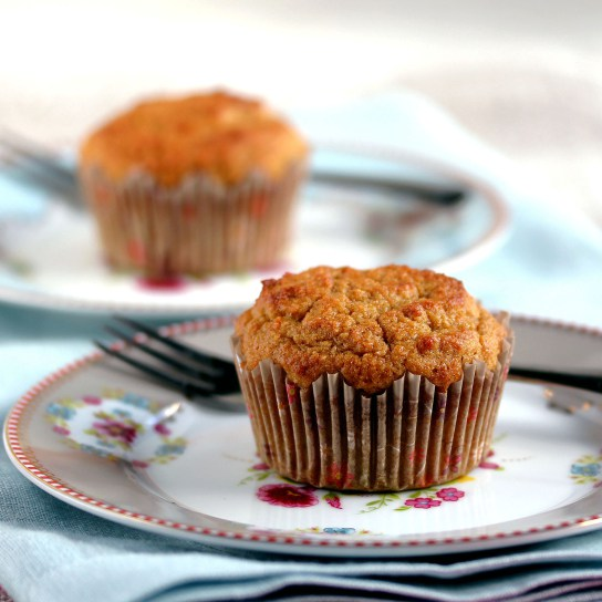 Looking for Low Carb Cakes - Here are Some PumpkinMuffins_6776_1_1