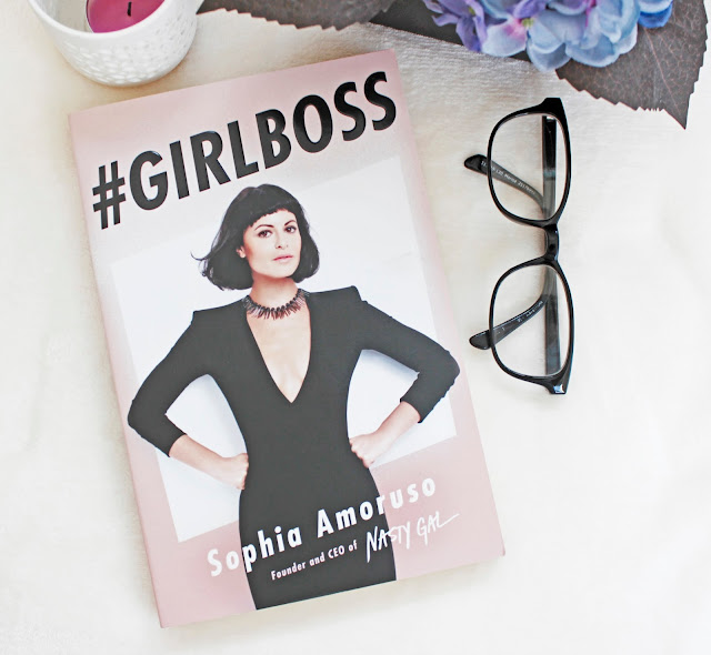 Book Review: #GIRLBOSS | Tea & Beauty