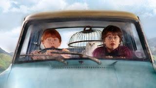Reseña: Harry Potter y la cámara secreta