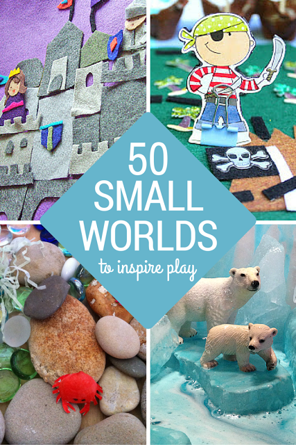 50+ Small Worlds to Inspire Play | you clever monkey