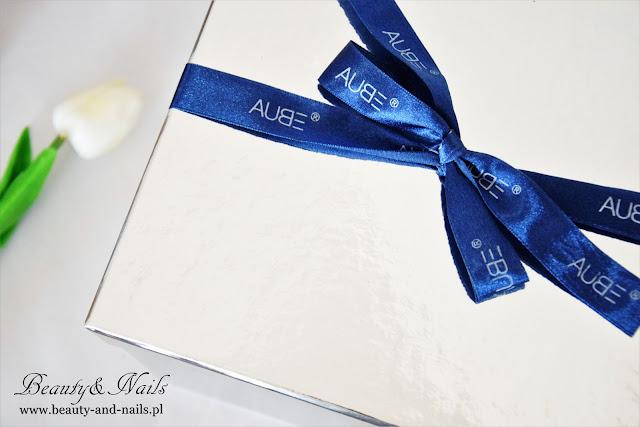 AUBE - niebieska linia kosmetyków SYNTHESIS.