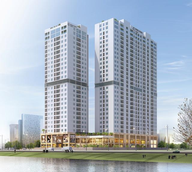 CHUNG CƯ HONGKONG TOWER 243A ĐÊ LA THÀNH - HÀ NỘI