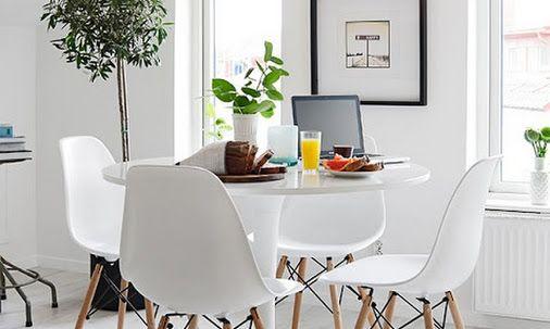 Silla Eames, diseño en tu hogar