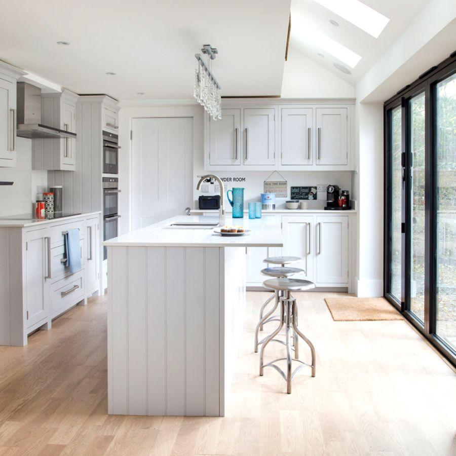 Desain dapur cantik tanpa kitchen set