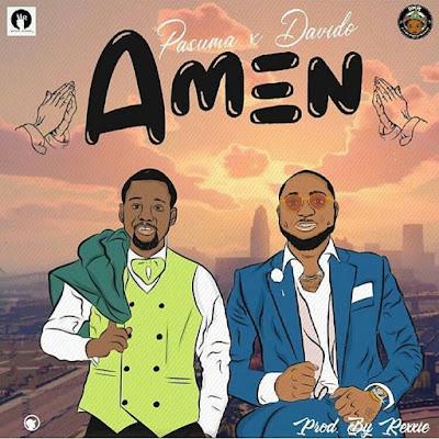 Download Mp3 Pasuma –ft Davido - Amen