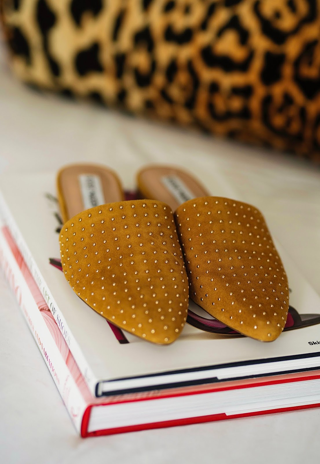 Nordstrom Anniversary Sale Trace Studded Mule - Something Delightful Blog