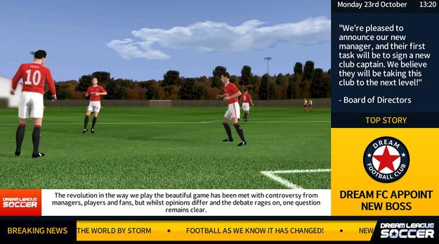 dream league soccer apk pure