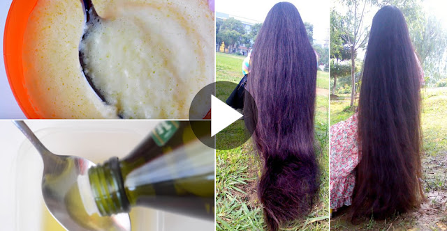 Secret Hair Growth Remedy That Start Hair Grow From 1st Day!